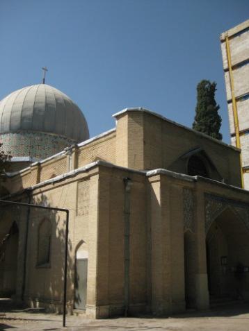 Anglican Church Shiraz, St. Simon, exterior (c) MvdB