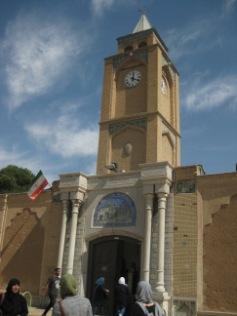 Engrance Vank Cathedral compound, Isfahan (c) MvdB