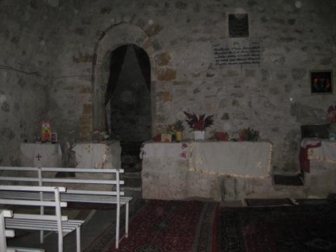 Interior Mar Thoma, Assyrian Church, Balulan (c) MvdB