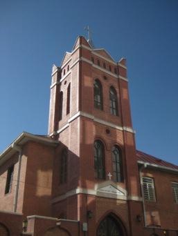 Protestant Assyrian church, Urmia (c) MvdB